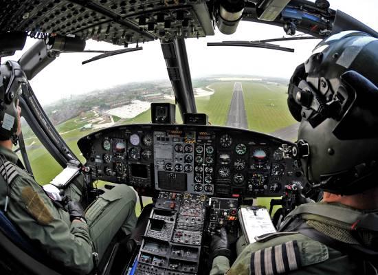 ACRYLIC WINDOWS - BELL UH-1Y VENOM