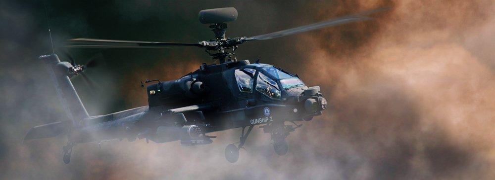 AEROSPACE WINDSHIELDS AND WINDOWS - BOEING AH-64 APACHE ROTOCRAFT